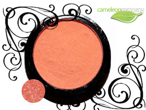 Acryl Powder Metallic Tangarine 63