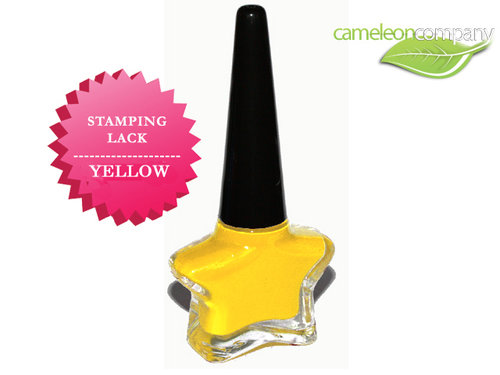 7ml Stamping Lack Yellow