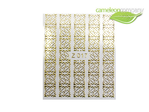 NEU Sticker Gold 17