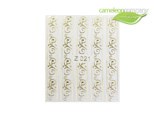 NEU Sticker Gold 21