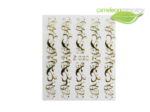NEU Sticker Gold 20