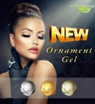 3x 5ml Ornament Gel