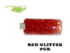 Acryl Powder Pur Glitter Red 4